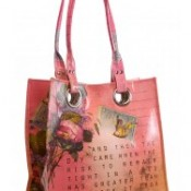 Anais Bloom Tote from Papaya Art