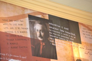 Einstein both quotations