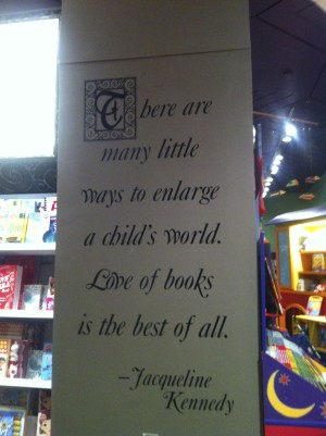 FAO Schwartz Love of Books